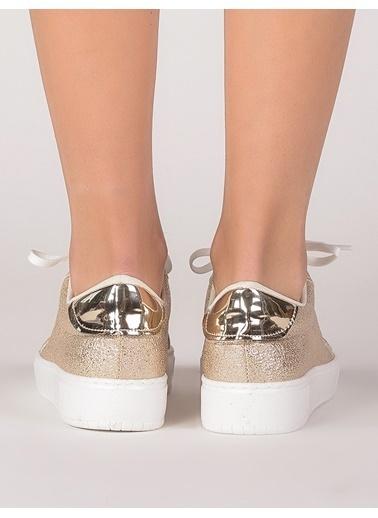 Mecrea Sneakers Altın